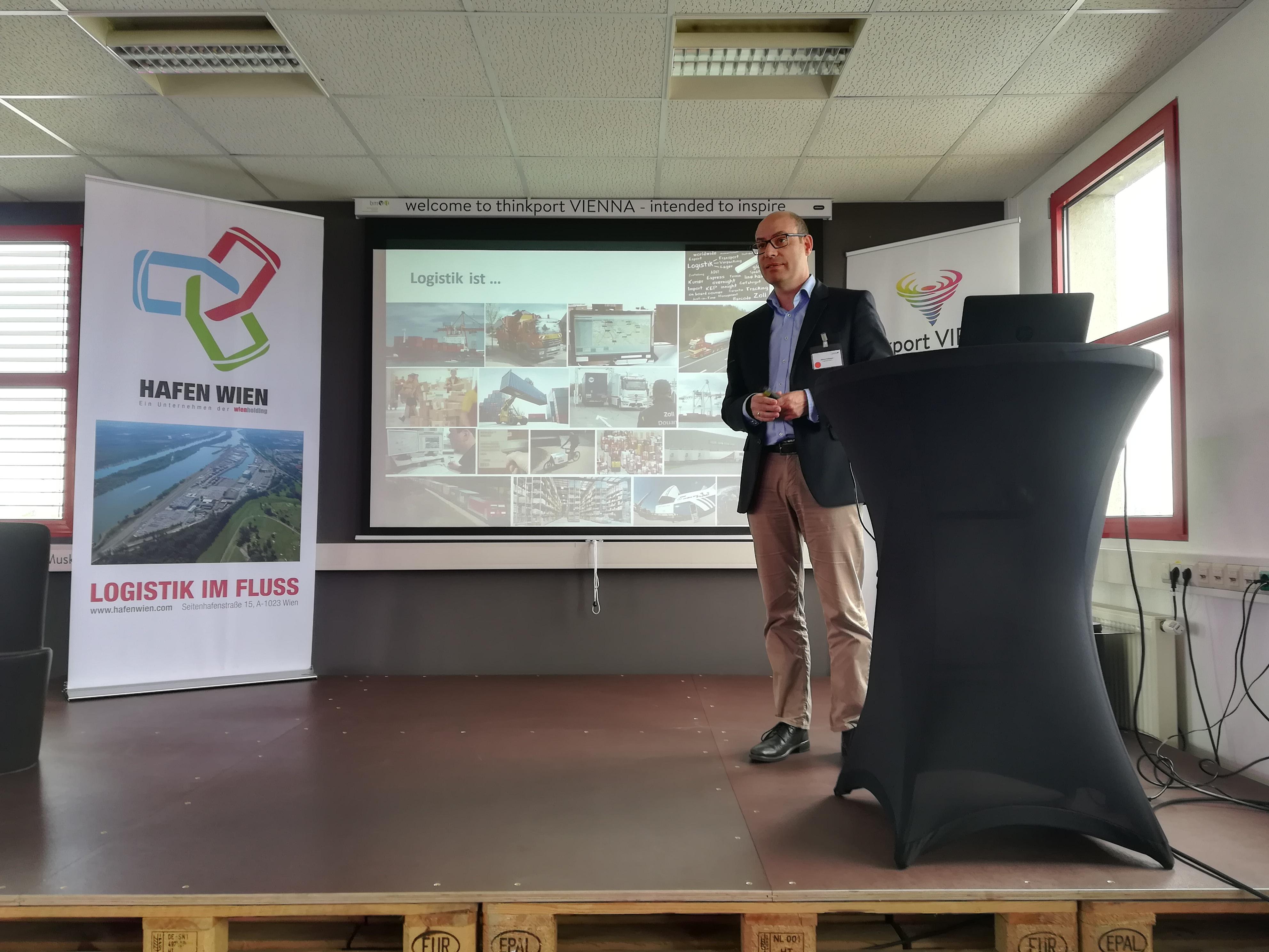 Thinkport Vienna - Workshop