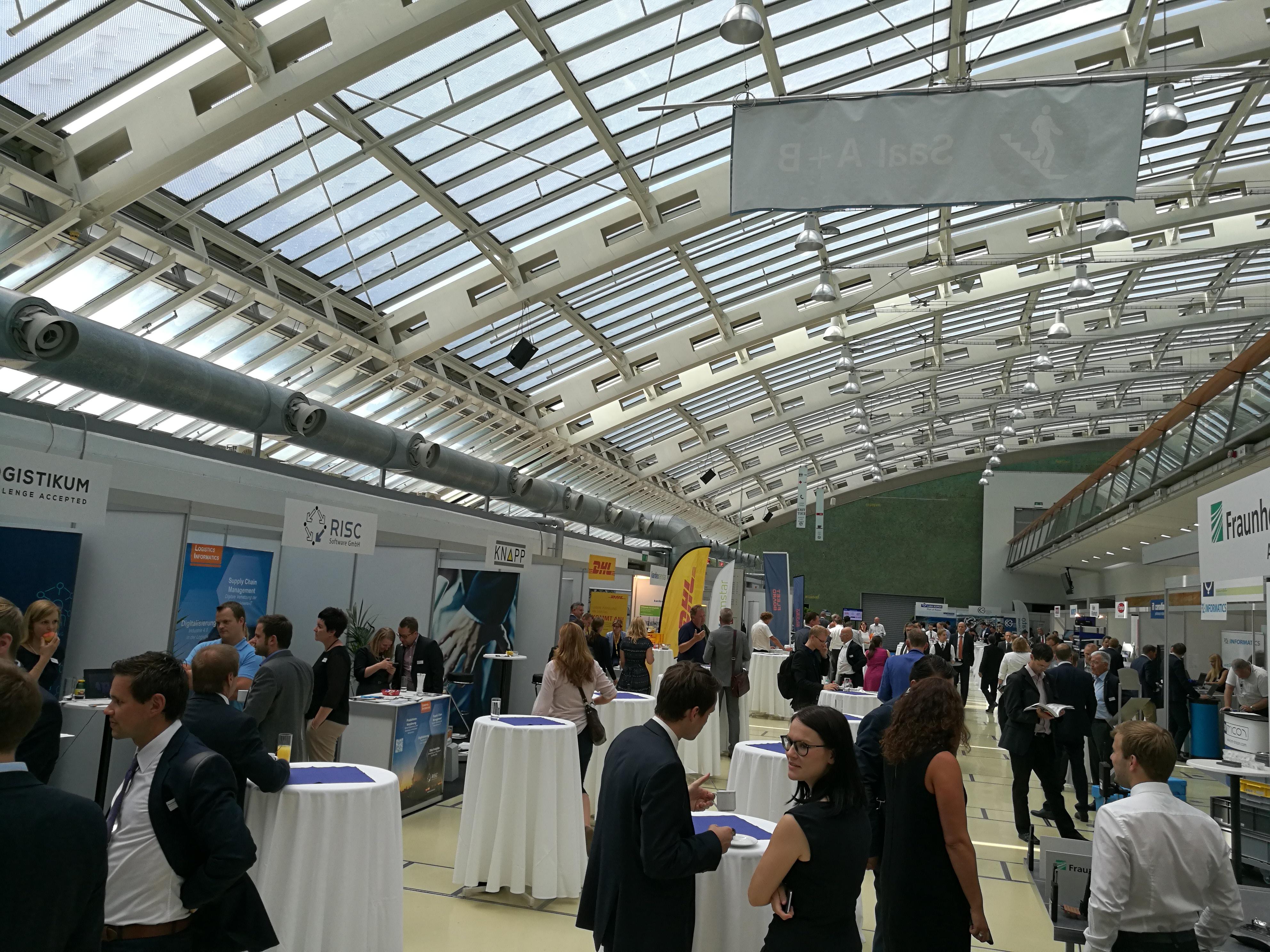 Future Lab und Österreichischer Logistik-Tag 2017