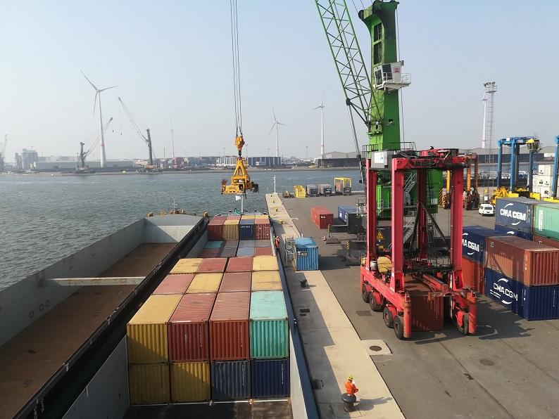 RETrans - Ausbildung im Bereich Transport und Logistik